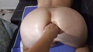 correct prostate rubdown for husband
