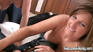 Brandi Love Accidental Internal ejaculation