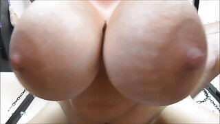 Point of view boobs