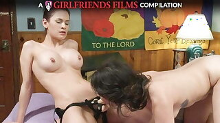 Vanessa Veracruz Girly-girl Compilation - GirlfriendsFilms