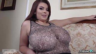 Xenia Sausage Voluptuous Assets 2 - Big tits