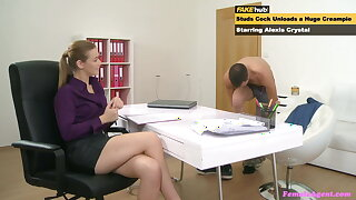 Dame Agent, Best Fucks on her Casting Couch, Compilation