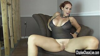 Insatiable MILF Charlee Chase's Pussy Needs Pleasing