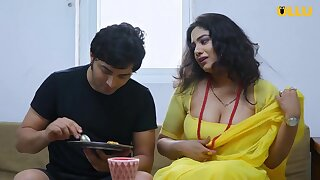 Sultry Indian Mommy Amazing Erotic Video