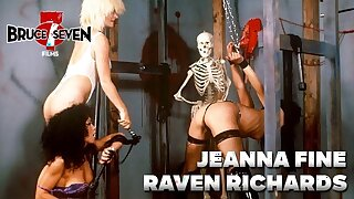 BRUCE SEVEN - Jeanna Fine, Lois Ayres and Raven Richards