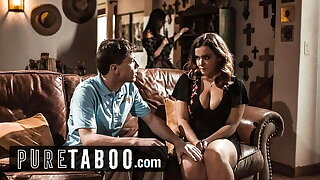 PURE TABOO – Lonely Widow Infatuated With Neighbor's Phat Dick