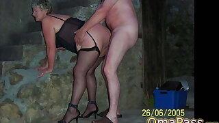OmaPasS – Footage of Homemade Aged Granny Porn