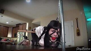 Slave Girl Spankings