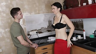 SHAME4K. A hung fellow cant wait to penetrate the mature