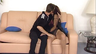 Echtes Paar heimlich gefilmt