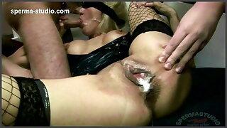 Multi Jizz Cum Cumshot Compilation 1 - Sperma-Studio - 10531