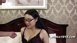 Fantastic Korean Nerd Babe!!