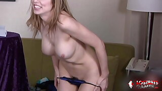 Ashley and Candle are Joy to Watch Undressing