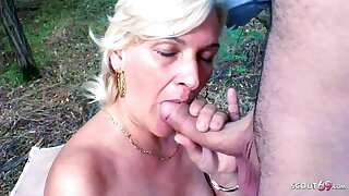 72yr OLD GRANDMA SEDUCED TO Point of view PUBLIC Hookup BY STEP GRANDSON