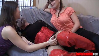 Tricked and Sissyfied 1 STRAPON SISSY FEMDOM