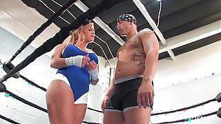 Shyla Stylez MMA Instructing and Fucking