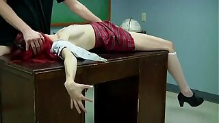 Schoolgirl was used till the end