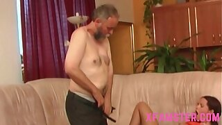 Petite stepdaughter pigtails get fucked long rock-hard by stepdad in wet tiny beaver