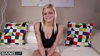 Tiny Teen Madison Hart Gets A Creampie In Her Hardly Eighteen Pussy