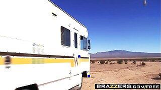 Brazzers - Pornstars Like it Big - Katie St. Ives and Jordan Ash - Being Bad Scene One