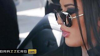 Pornstars Like it Big - (Katrina Jade, Xander Corvus) - Drive Me Wild - Brazzers