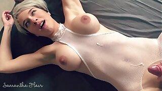 Fucking after the jizz flow 1 - Samantha Flair