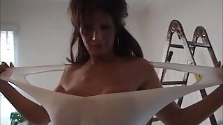 Deauxma gives husband blow job and then gets pulverized in the ass.