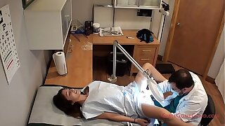 Innocent Youthfull Alexa Rydell Submits To Mandatory Medical Examination For Her To Attend Tampa University - Part 3 of 8 - EXCLUSIVE MedFet For Members ONLY @ GirlsGoneGyno.com