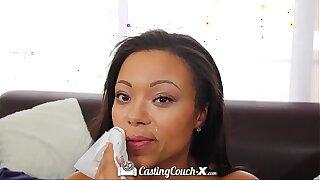 HD - CastingCouch-X Beautiful Adrian Maya castings for pornography