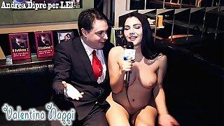 Valentina Nappi naked for Andrea Diprè