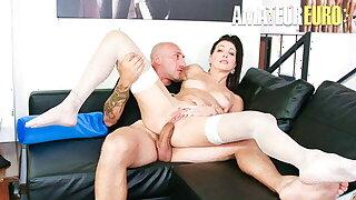 Casting Alla Italiana - Hot Mature Sissy Neri Rough Analized